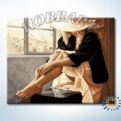 """Картина по номерам """"В ожидании"""" 40х50"""
