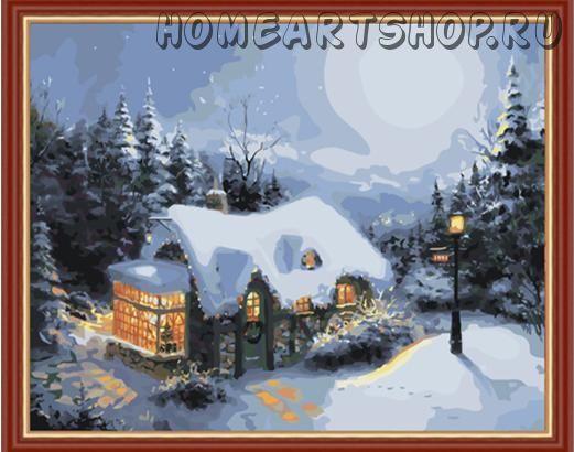 Картинки раскраска зима или зимнее утро